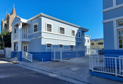 Brand New Annex to the Basseterre Court Facilities Completed